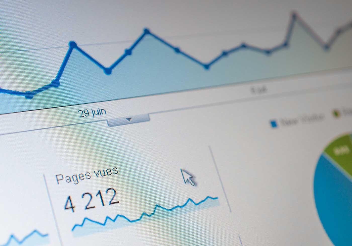 SEO : les outils analytics préférés des référenceurs