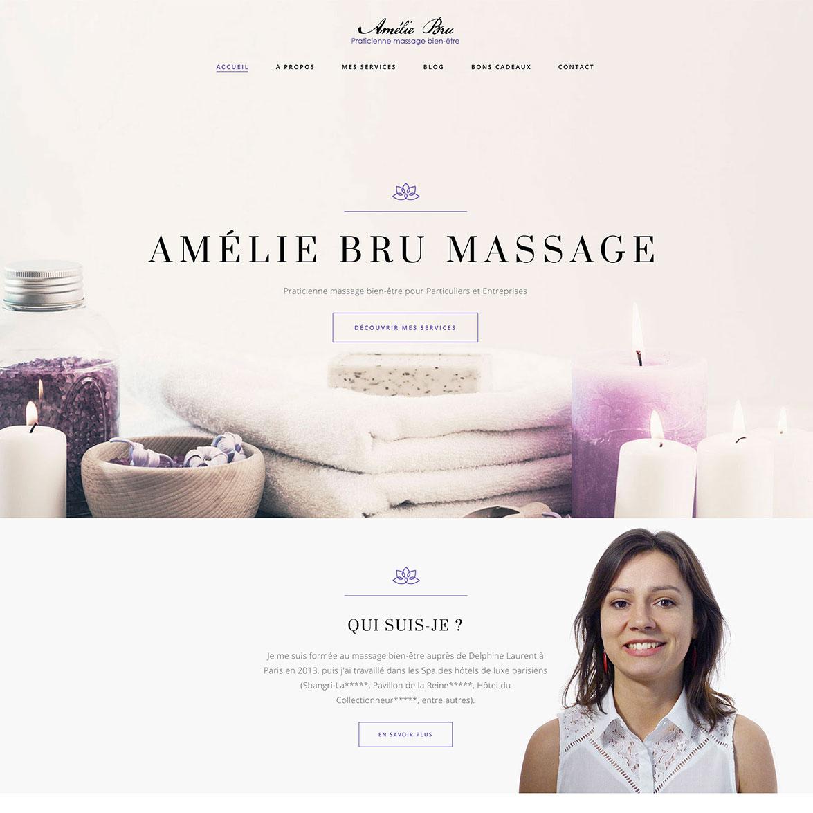 amelie massage