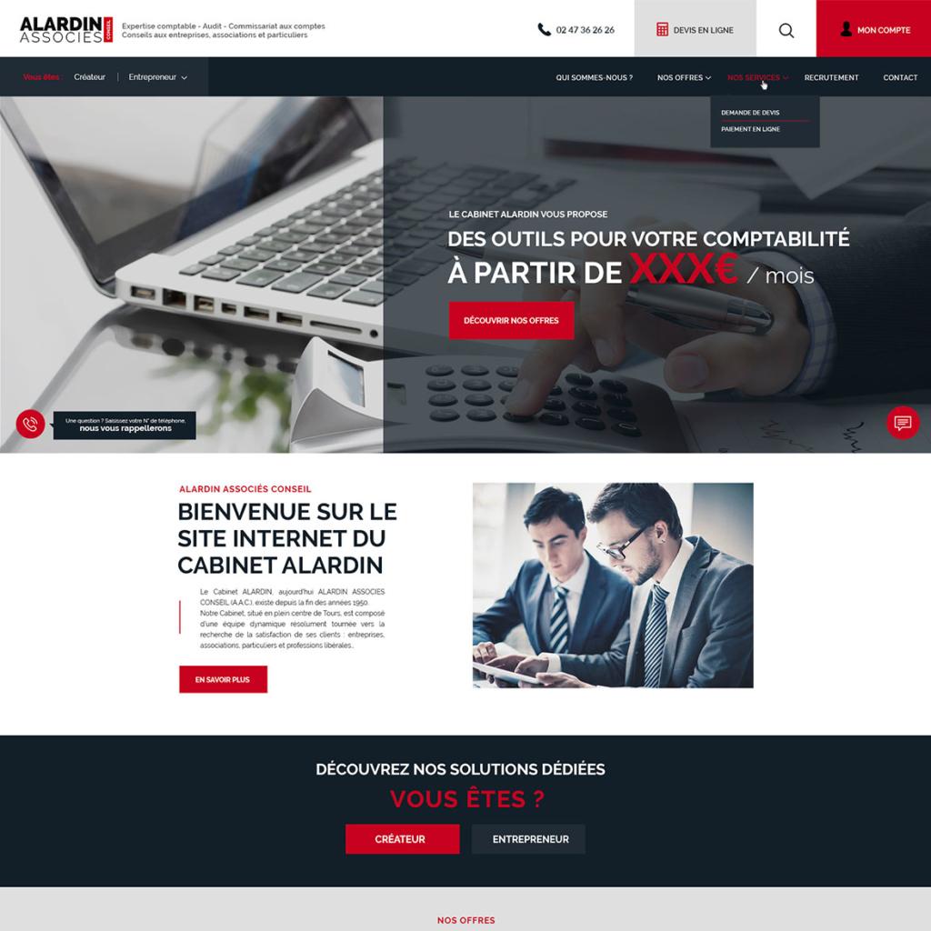 Cabinet Alardin - Expertise comptable