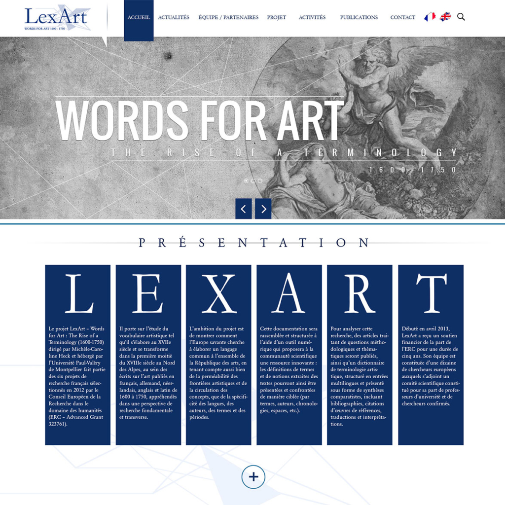 LexArt - Words for Art